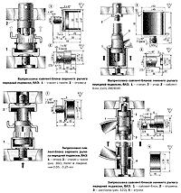 Чертежи оправок для выпрессовки и запрессовки сайлент-блоков верхнего и нижнего рычага передней подвески на ВАЗ-2101 - ВАЗ-2107