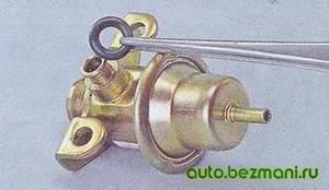 Уплотнительное кольцо регулятора давления топлива