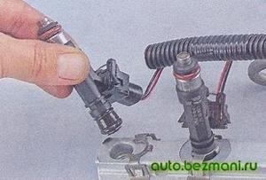 Ремонт ваз 2107 инжектор своими руками