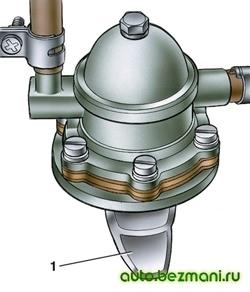 бензонасос ВАЗ-2101 - ВАЗ-2107