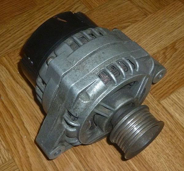 Продаю генератор 80 амперный, 2112-3701010