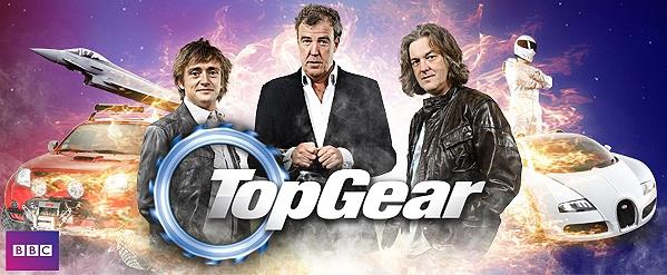 TopGear - передача про автомобили