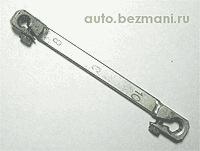ключ для прокачки тормозной системы и откручивания тормозных трубок