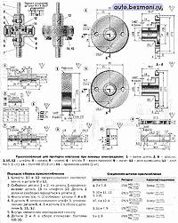 приспособление для притирки клапанов с помощью электродрели