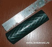 Заглушка вместо внутреннего ШРУСа при ремонте коробки передач