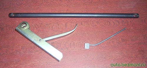 Инструмент для регулировки клапанов ваз 2108 своими руками 61