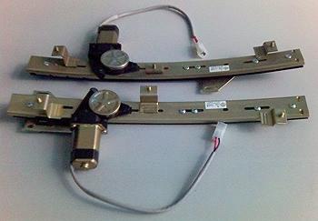 фотография электростеклоподъёмника