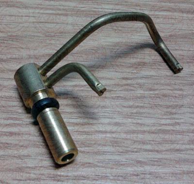 Клапан распылитель карбюратора ВАЗ-2108 (Солекс)