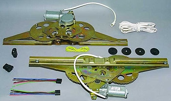 электроподъёмник стекла