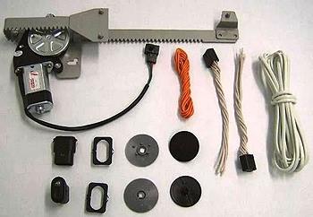 стеклоподъёмник электрический