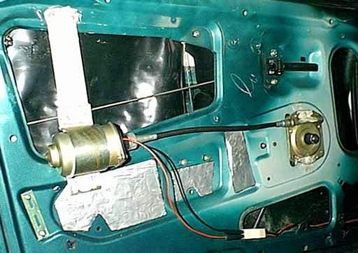 электрический стеклоподъёмник