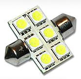 Светодиодная лампа подсветки салона