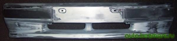 Бампер ВАЗ-2114 перед покраской