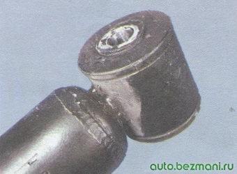 сайлентблок нижнего крепления заднего амортизатора