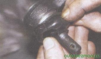 пыльник рулевого наконечника