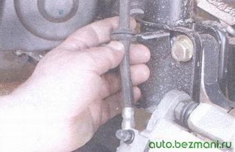 резиновый уплотнитель тормозного шланга