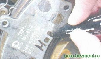 маркировка тормозных колодок