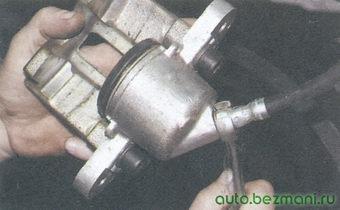 наконечник тормозного шланга