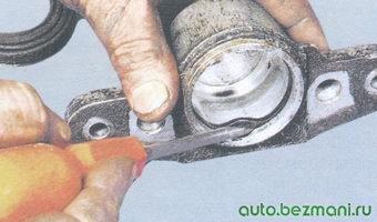 резиновое уплотнительное кольцо тормозного цилиндра