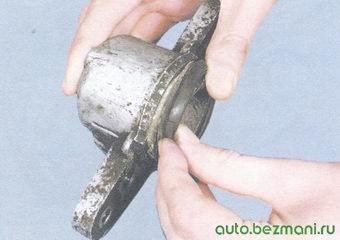 томрозной цилиндр - пыльник