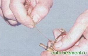 жиклер распылителя ускорительного насоса