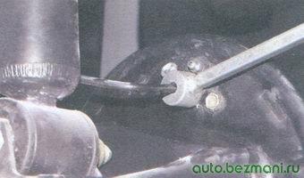 гайка тормозной трубки