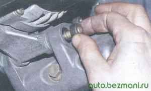 дистанционная втулка генератора