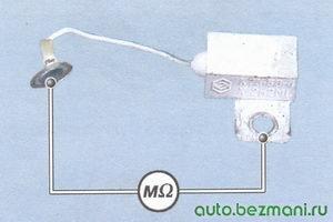 проверка конденсатора генератора