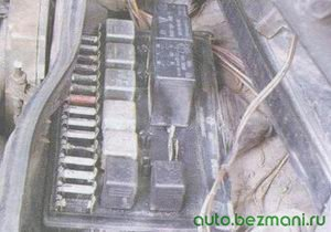 монтажный блок 2114-3722010-60 - ваз 2108, ваз 2109, ваз 21099