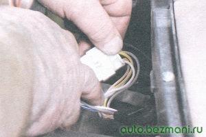 разъем с проводами