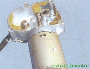 корпус двигателя стеклоочистителя