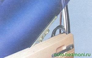 боковое стекло двери ваз 2108, ваз 2109, ваз 21099