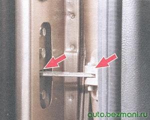 ограничители дверей