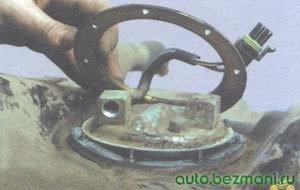 прижимное кольцо бензонасоса