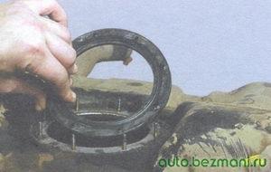 резиновое уплотнительное кольцо топливного насоса