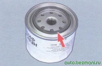 масляный фильтр ваз 2108, ваз 2109, ваз 21099