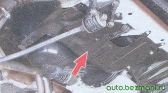 болты крепления защиты картера двигателя ваз 2108, -2109, -21099