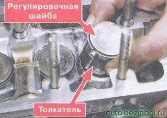 ремонт головки блока цилиндров автомобилей ваз 2108, ваз 2109, ваз 21099 ремонт ГБЦ ваз 2108, ваз 2111-80
