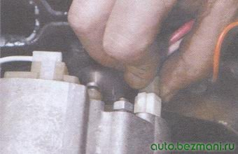 колодка провода генератора