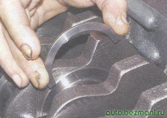 сталеалюминевое полукольцо