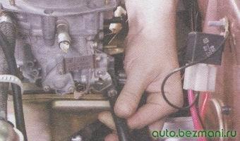 шланг вентиляции картера двигателя