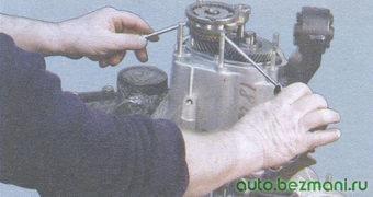 ступица синхронизатора 5-й передачи