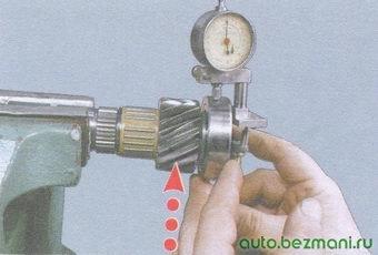 проверка радиального зазора шариковых и роликовых подшипников